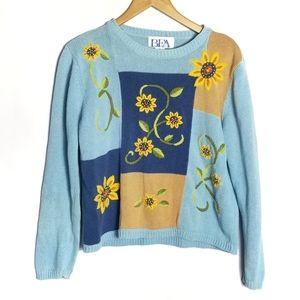 Vintage crew neck sweater size Medium